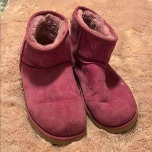 UGG Shoes - Pink Short UGGS